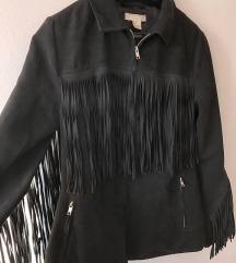 H&M jakna sa resama