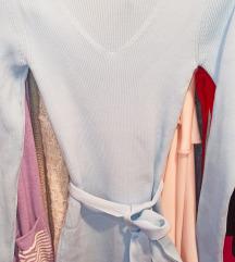 Trikotaza midi haljina