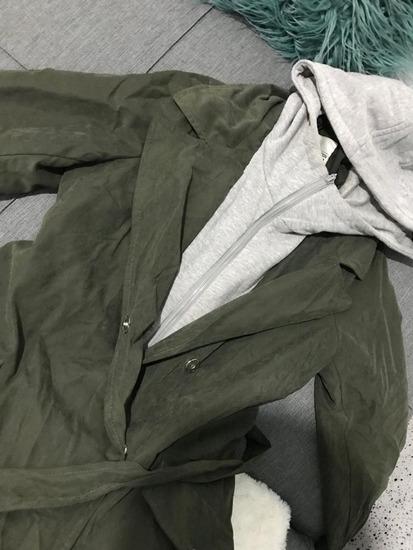 Mantil/jaknica