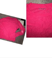 Pink dzemper XS