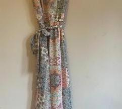 Letnja haljina sa printom