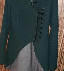 Unikatni zeleni kaput
