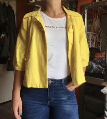 Zuta H&M jaknica