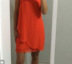 Koralna letnja haljinica/AKCIJA