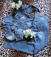 Komplet Cast Jeans
