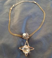 Efektna dijamant ogrlica