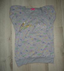 Siva majica S