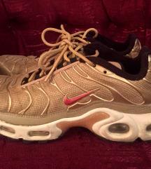 Nike Tn Air Max Plus Metallic Gold