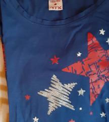 JFK majica za devojcice vel.12