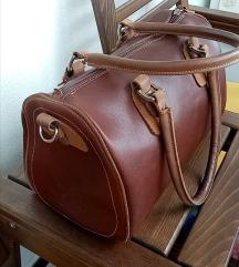 Manual kožna torba