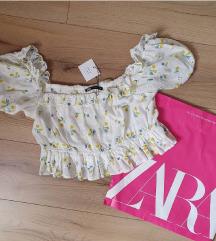 Zara top novo