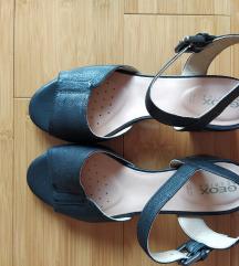 Kožne geox sandale br.38 i 39