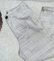 Karirane Reserved pantalone