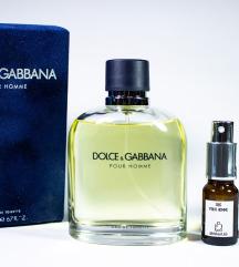 Dolce&Gabbana Pour Homme - Dekant 5/10ml