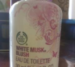 White Musk Blush
