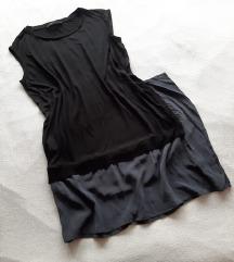 🍓All Saints Miso crna haljina