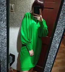 H&M zelena damska haljina 💚 DANAS 800