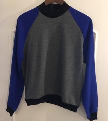 Colorblock bluza
