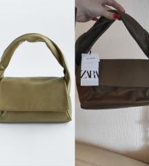 Nov sa et Zara kozna torba PRAVA koza limited