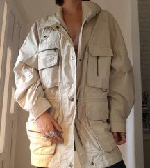 Globe Trotter jakna oversized NOVO
