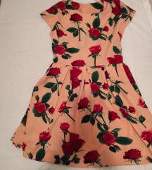 Nova haljina na cvetice