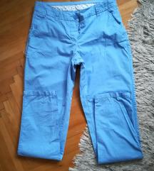Svetlo plave pantalone-kao nove S/M