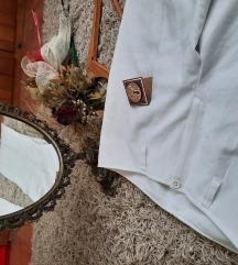 Bele svecane pantalone zenske