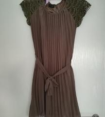 Nova plisirana haljina S/M