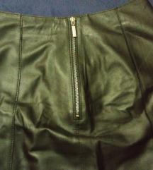 Kožna midi suknja 💥%1800din.