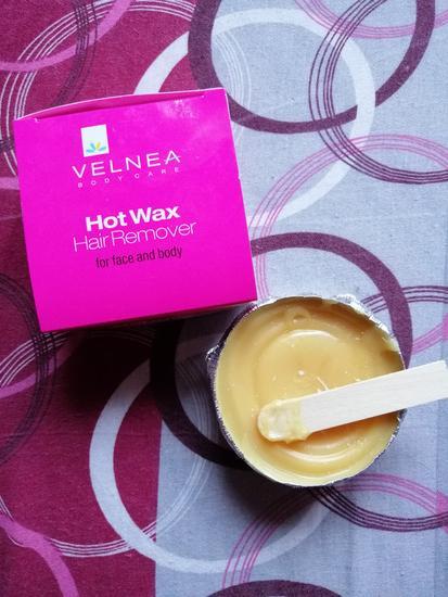 Velnea topli vosak za depilaciju