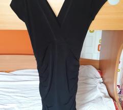 Crna elegantna haljina *sniženo*