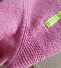 %%3.200-Benetton vuneni džemper, nov original