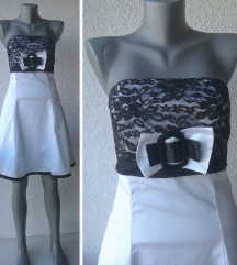 haljina bela top broj S FEU FEMME