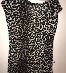 Leppard print majica M