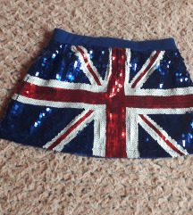 Majušna ŠOK UK NOVA suknja