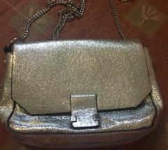 DANAS AKCIJA!!! Zara srebrna torbica