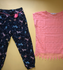 Komplet HM-pantalone+majica