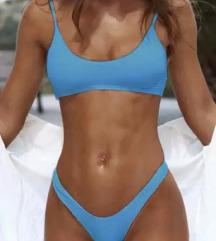 *** Plavi bikini - NOVO ***