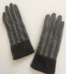 Akcija1500 Predivne italijanske rukavice NOVO
