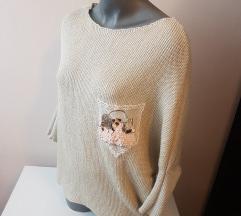 Vrhunski končani džemper! M/L