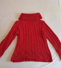 Crveni džemper ♥️