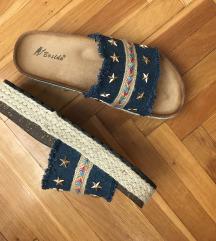 Nove teksas papuce