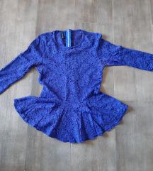 Amisu atraktivna bluzica, S/XS, viskoza