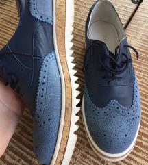 Kozne poslovne cipele