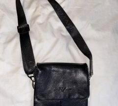 Giorgio Armani kozna muska torba
