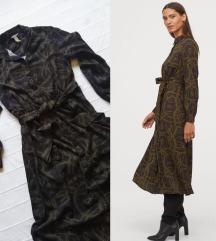 H&M X Richard Allan duga haljina