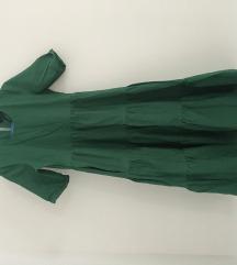 Haljina sa volanima rez
