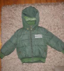 💚 Dečija zimska jakna 💚 92