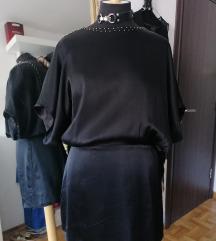 Guess Marciano svilena haljina/tunika