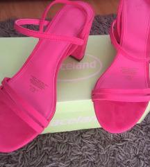 Pink sandale h&m